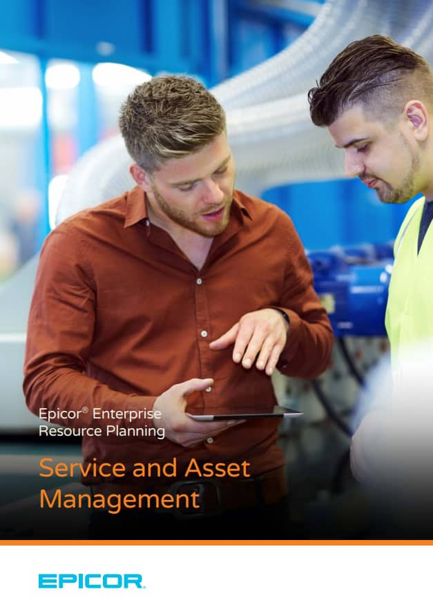 Service and Asset Management